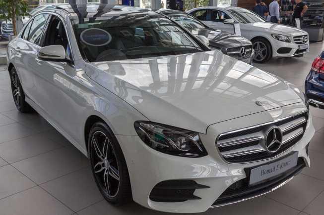 Mercedes-Benz E-Class, 2018 год, 2 985 000 руб.