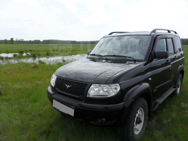 УАЗ Патриот, 2010 год, 515 000 руб.