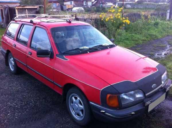 Ford Sierra, 1988 год, 115 000 руб.
