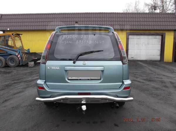Nissan X-Trail, 2003 год, 490 000 руб.