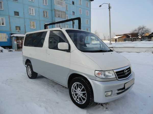 Mazda Bongo Friendee, 1999 год, 333 333 руб.