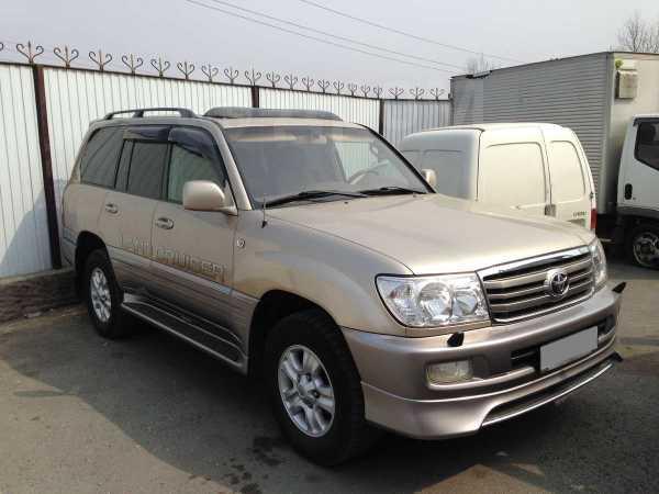 Toyota Land Cruiser, 2005 год, 1 370 000 руб.