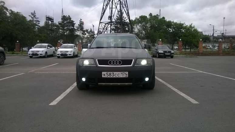 Audi A6 allroad quattro, 2002 год, 410 000 руб.