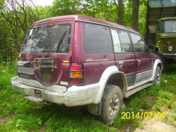 Mitsubishi Pajero, 1992 год, 40 000 руб.