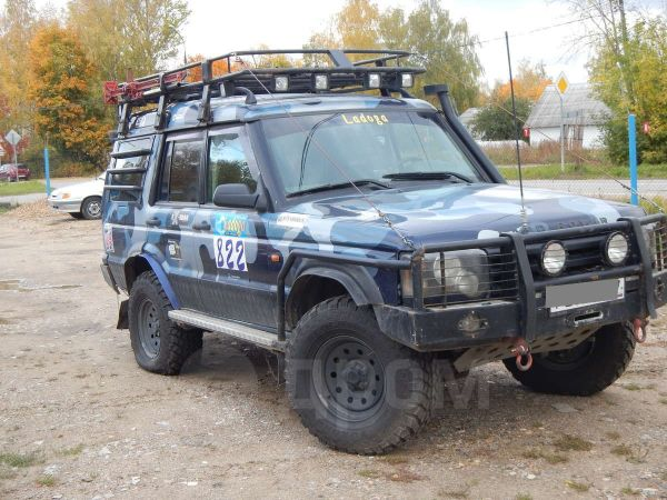Land Rover Discovery, 2000 год, 450 000 руб.