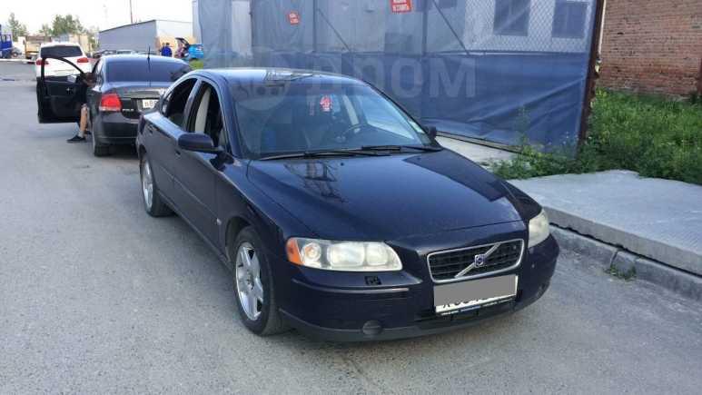 Volvo S60, 2006 год, 400 000 руб.