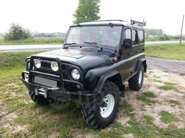УАЗ 469, 2000 год, 220 000 руб.