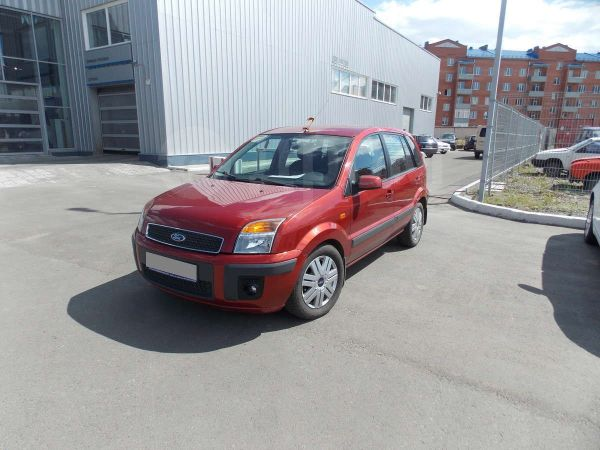 Ford Fusion, 2007 год, 395 000 руб.
