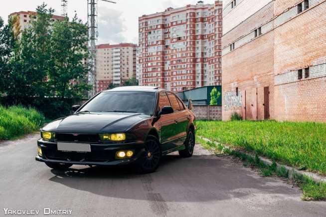 Mitsubishi Galant, 2001 год, 450 000 руб.