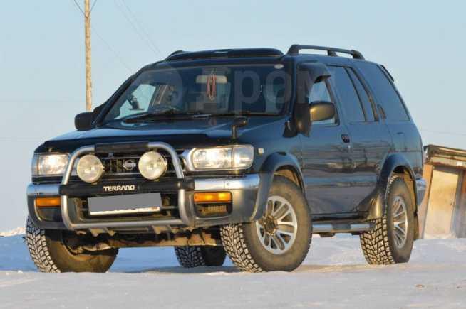 Nissan Terrano, 1998 год, 380 000 руб.