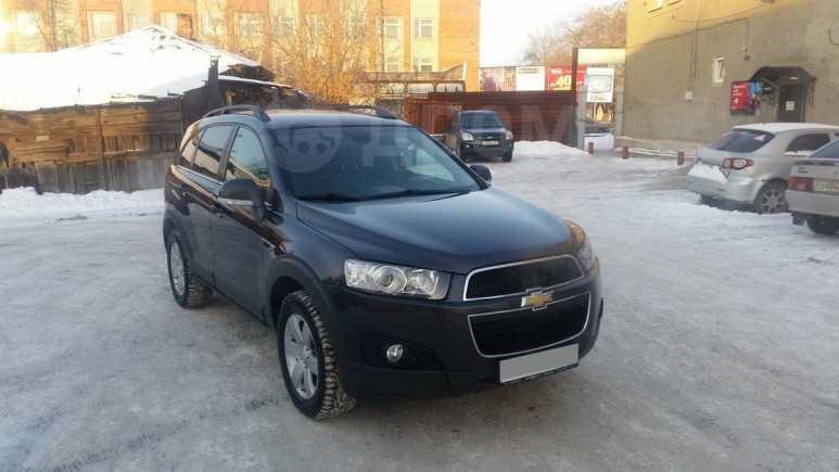 Chevrolet Captiva, 2012 год, 920 000 руб.