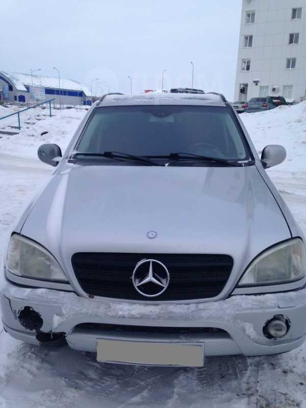 Mercedes-Benz M-Class, 2001 год, 303 000 руб.