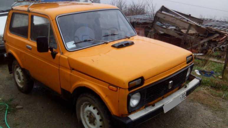 Лада 4x4 2121 Нива, 1982 год, 95 000 руб.