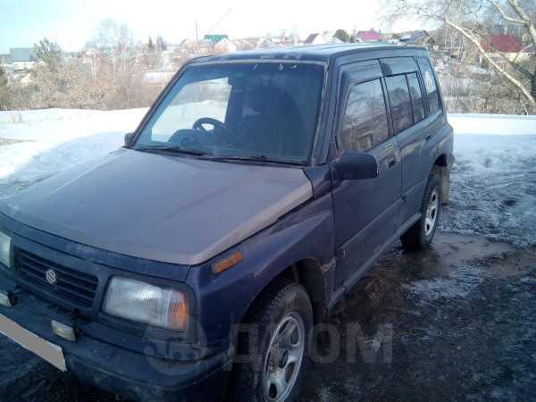 Suzuki Escudo, 1991 год, 160 000 руб.