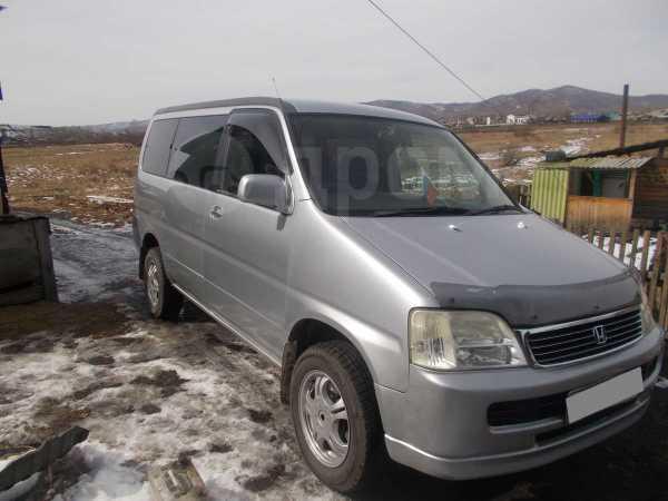 Honda Stepwgn, 2001 год, 345 000 руб.