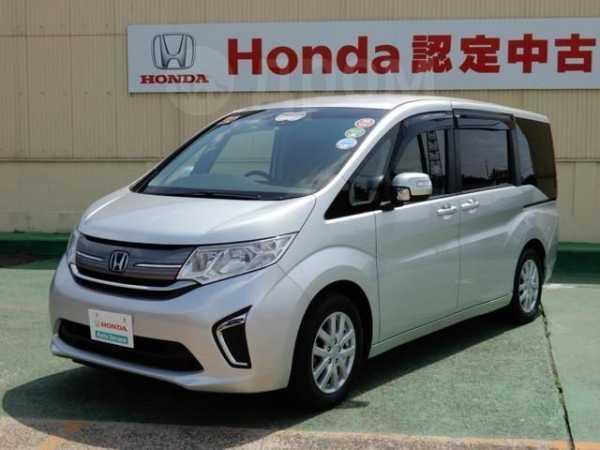 Honda Stepwgn, 2015 год, 985 000 руб.