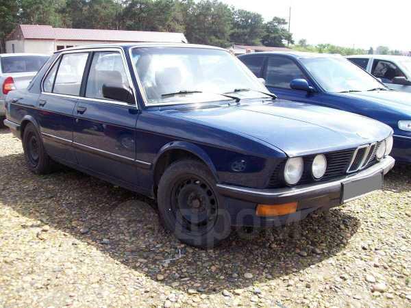 BMW 5-Series, 1986 год, 100 000 руб.