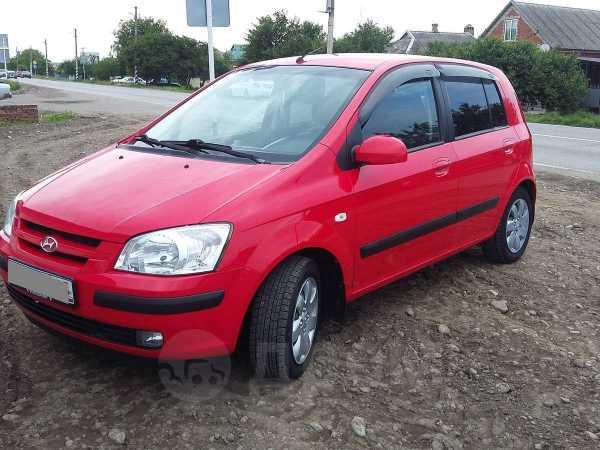 Hyundai Getz, 2004 год, 300 000 руб.