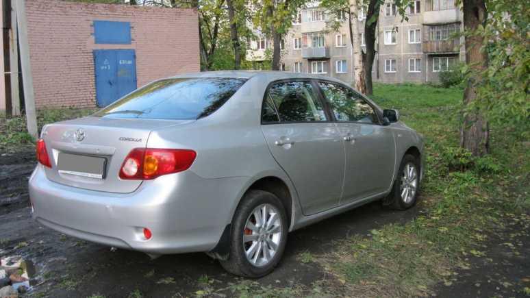Toyota Corolla, 2008 год, 410 000 руб.