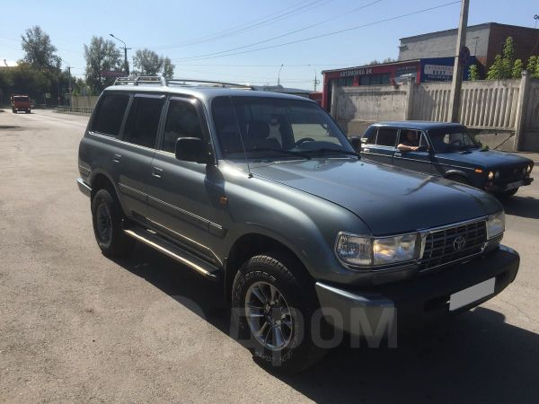 Toyota Land Cruiser, 1997 год, 660 000 руб.
