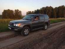 Lexus LX, 2000 г., Томск
