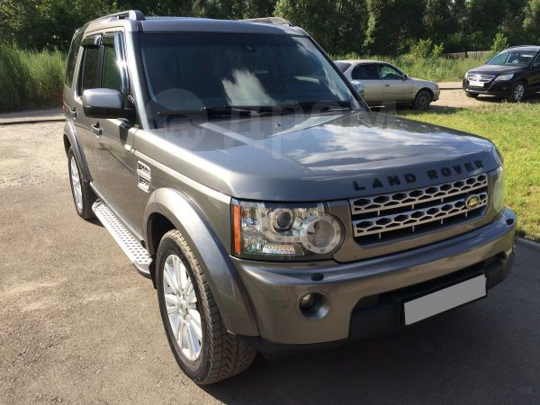 Land Rover Discovery, 2010 год, 1 455 000 руб.