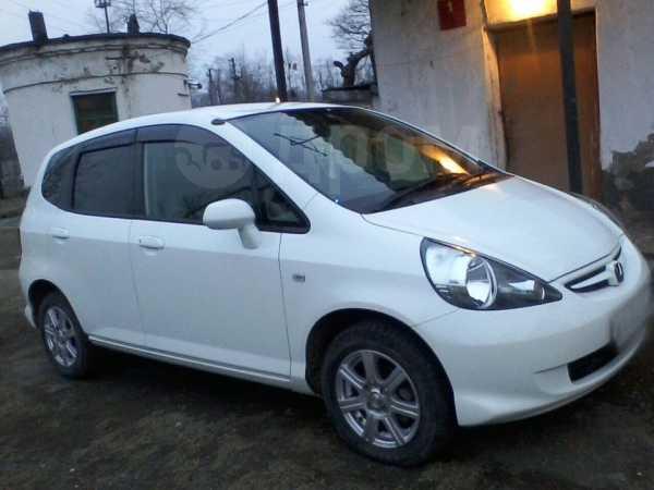 Honda Fit, 2007 год, 290 000 руб.