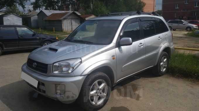 Toyota RAV4, 2002 год, 349 000 руб.