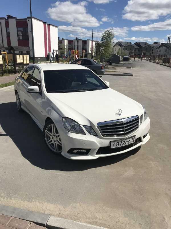 Mercedes-Benz E-Class, 2011 год, 947 000 руб.