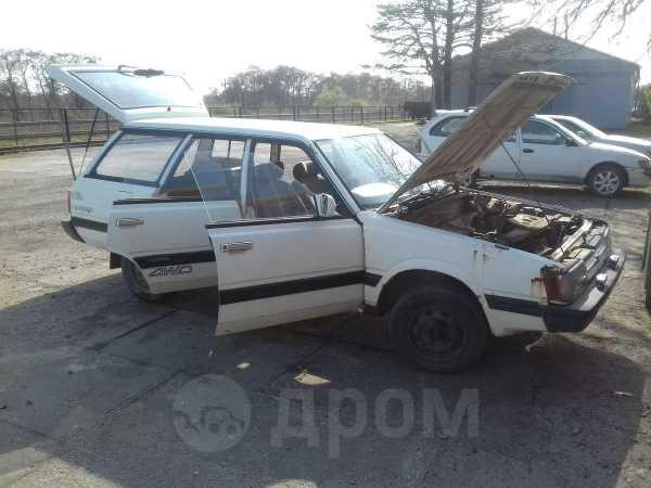 Subaru Leone, 1988 год, 50 000 руб.