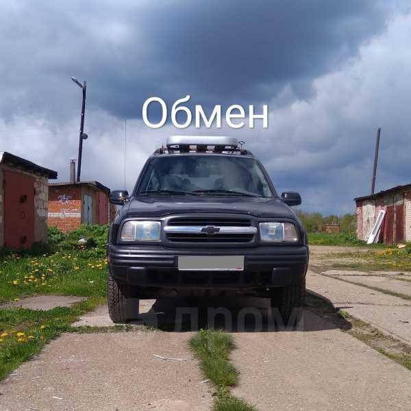 Chevrolet Tracker, 2003 год, 360 000 руб.