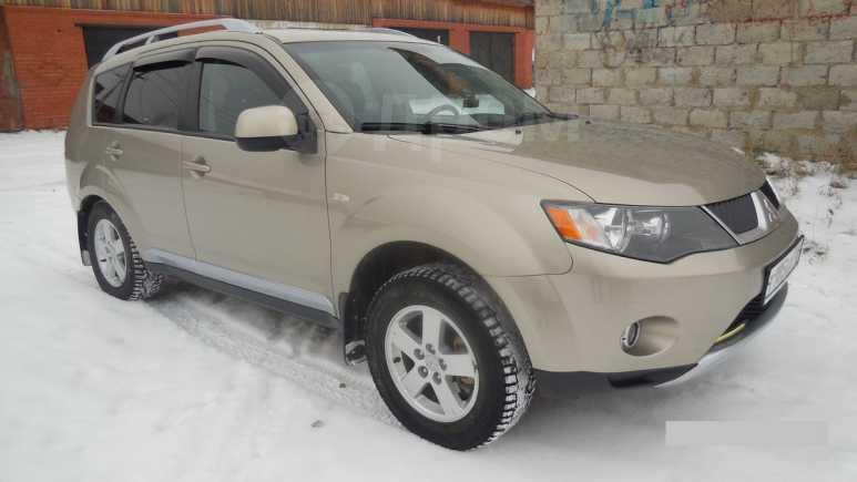 Mitsubishi Outlander, 2007 год, 580 000 руб.