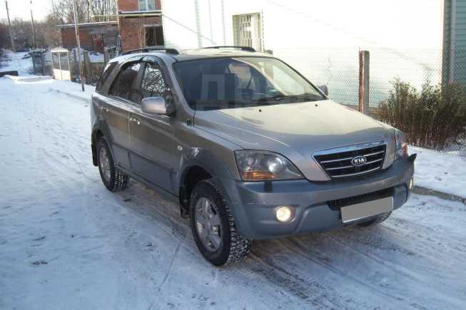 Kia Sorento, 2007 год, 480 000 руб.