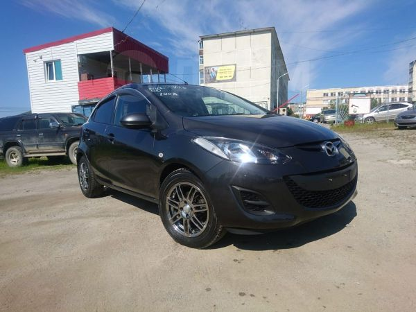 Mazda Demio, 2013 год, 585 000 руб.