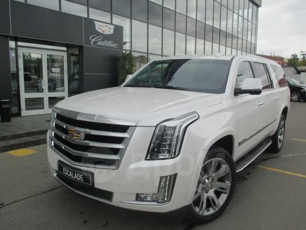 Cadillac Escalade, 2016 год, 5 100 000 руб.