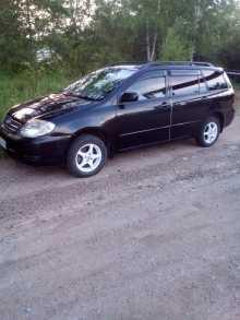 Шимановск Corolla Fielder