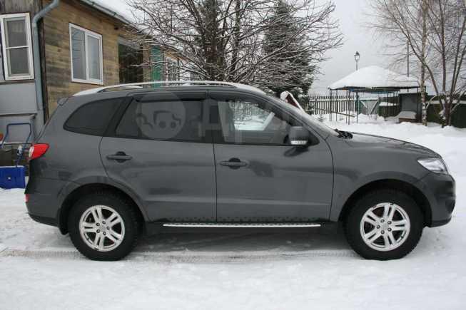 Hyundai Santa Fe, 2011 год, 975 000 руб.