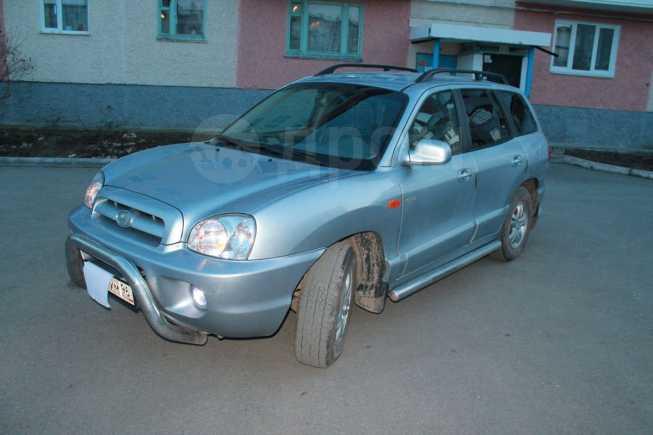 Hyundai Santa Fe, 2008 год, 520 000 руб.
