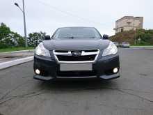 Владивосток Legacy B4 2012