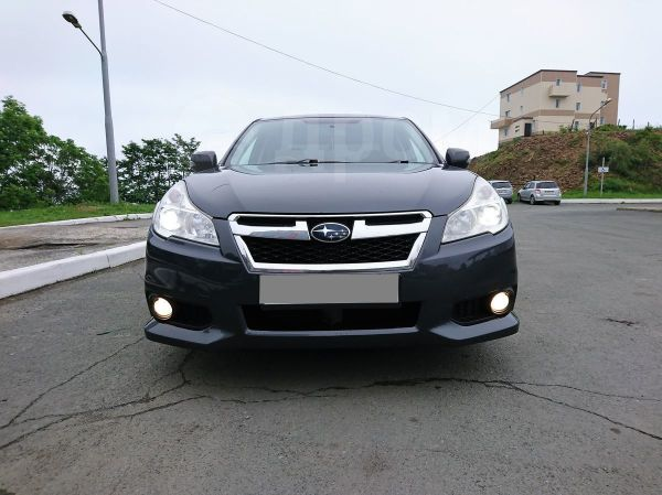 Subaru Legacy B4, 2012 год, 830 000 руб.