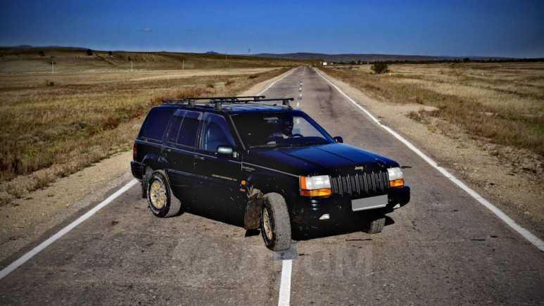 Jeep Grand Cherokee, 1995 год, 400 000 руб.