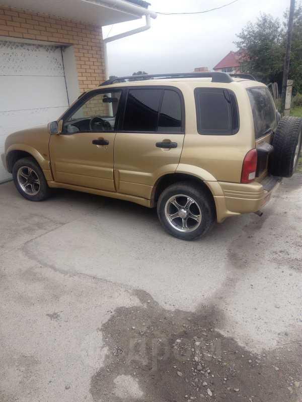 Suzuki Grand Vitara, 2000 год, 345 000 руб.
