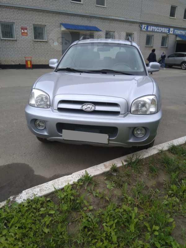 Hyundai Santa Fe, 2008 год, 500 000 руб.
