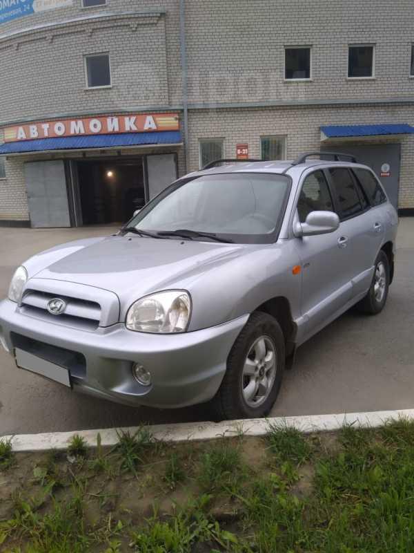Hyundai Santa Fe, 2008 год, 490 000 руб.