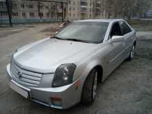 Ульяновск Cadillac CTS 2003
