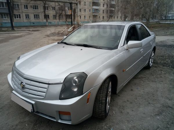 Cadillac CTS, 2003 год, 410 000 руб.