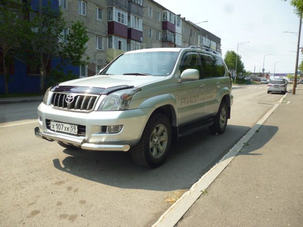Toyota Land Cruiser Prado, 2008 год, 1 490 000 руб.