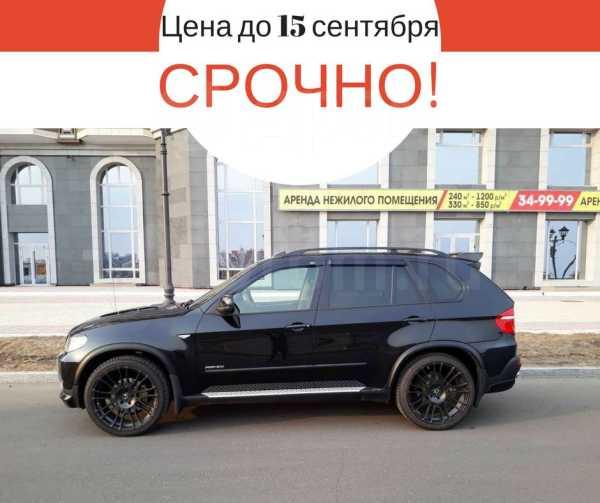 BMW X5, 2009 год, 1 199 000 руб.