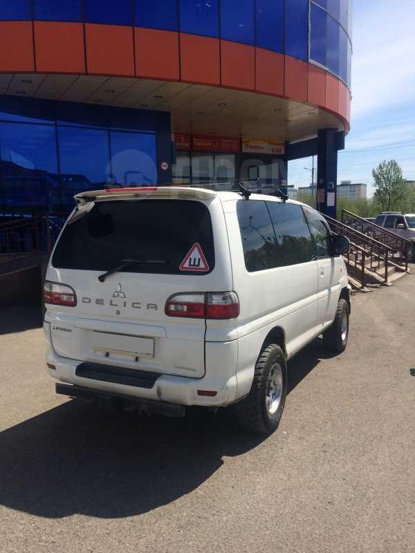 Mitsubishi Delica, 2001 год, 685 000 руб.