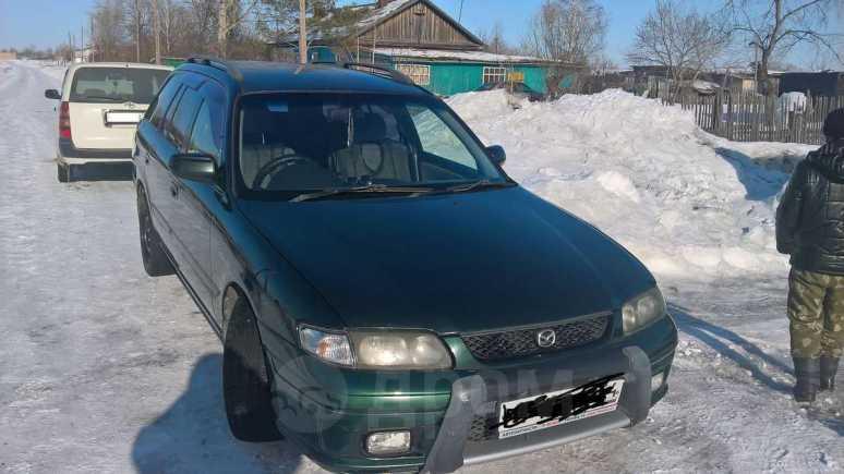 Mazda Capella, 1998 год, 165 000 руб.